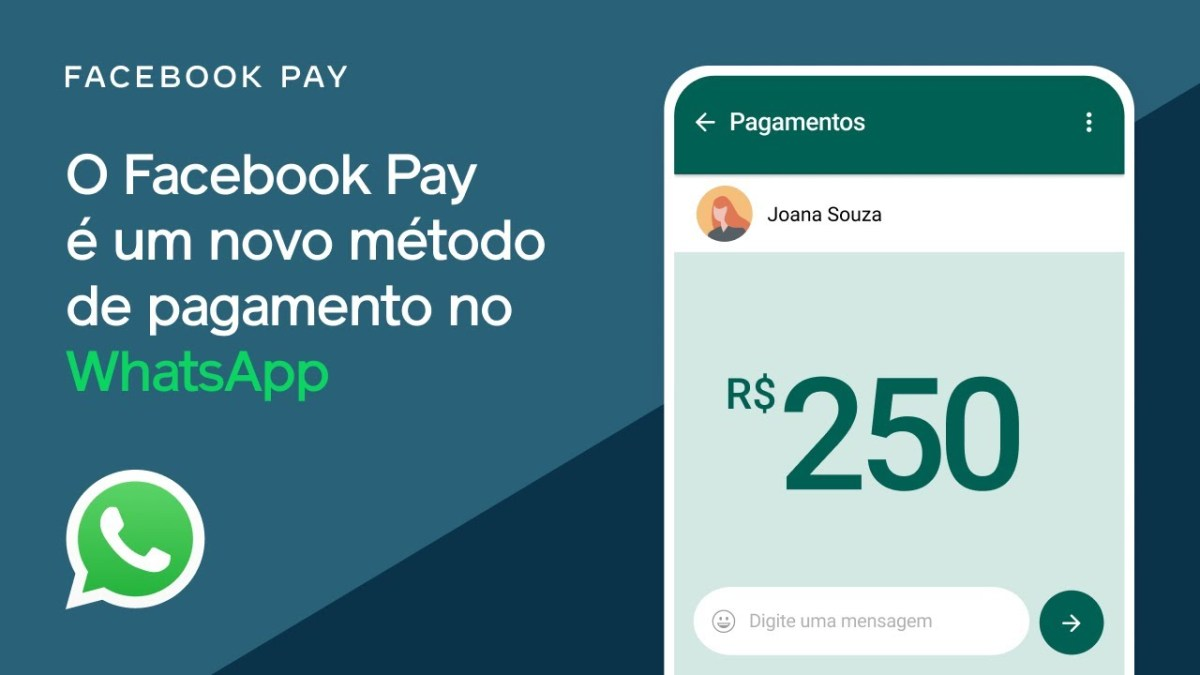 Como Enviar Pagamento Pelo Whatsapp
