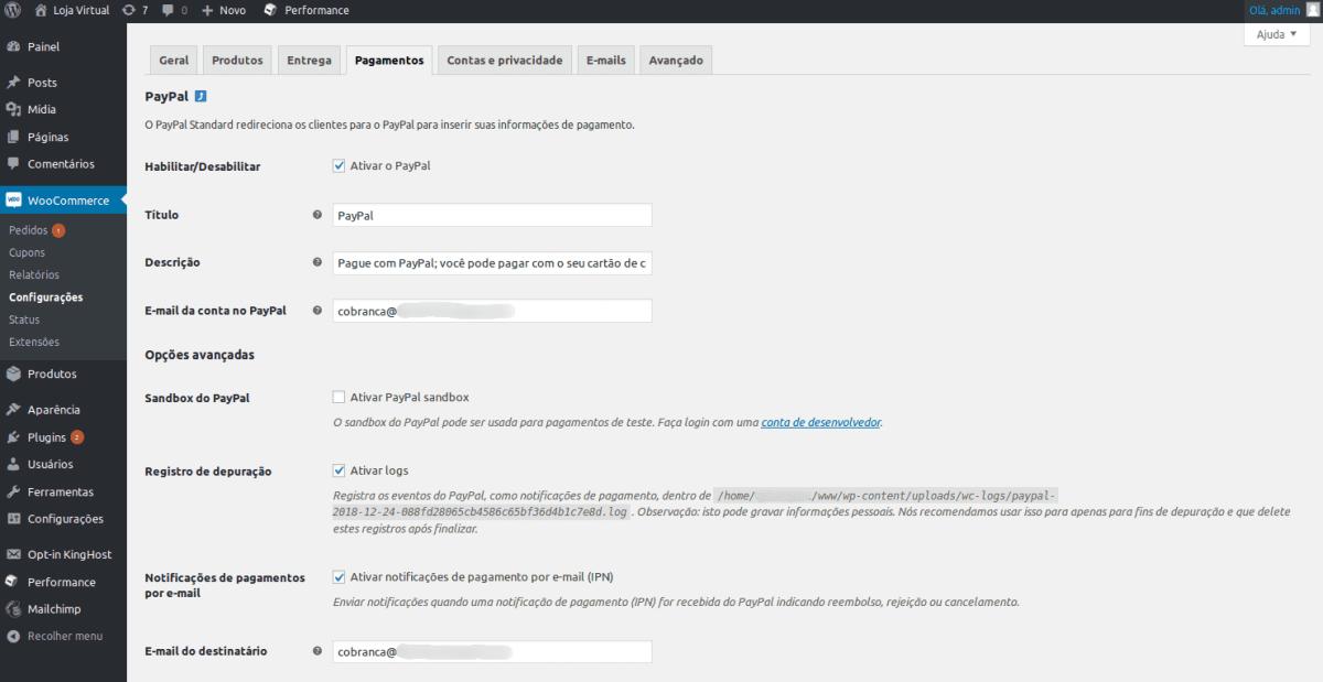 Plugin pagamento Wordpress e Woocommerce 10 Melhores métodos 2