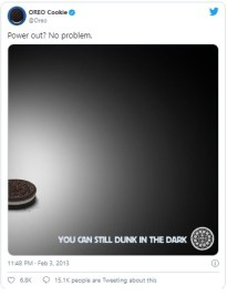 Marketing Viral Oreo