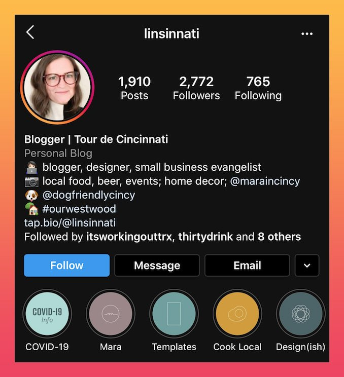 boa bios do Instagram com exemplo de emojis