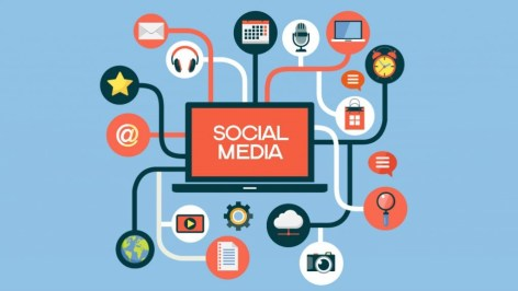 Midia social para negocios