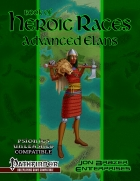 Book of Heroic Races: Advanced Elans