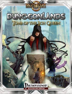Dungeonlands: Tomb of the Lich Queen