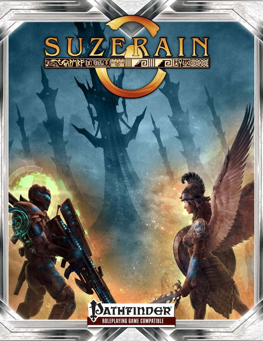 Suzerain (Pathfinder Edition)