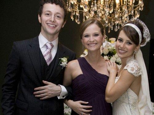 Casamento de Sandy e Lucas Lima: o penteado da Sandy