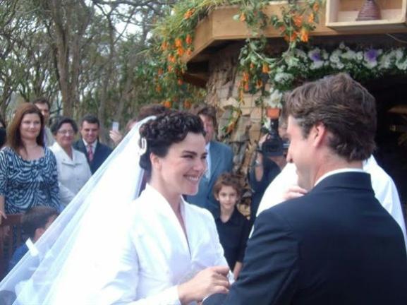 Casamento Ana Paula Arósio e Henrique Pinheiro: cerimônia.