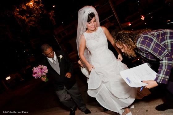 Assessoria e cerimonial de casamento em ação - La Mabelle