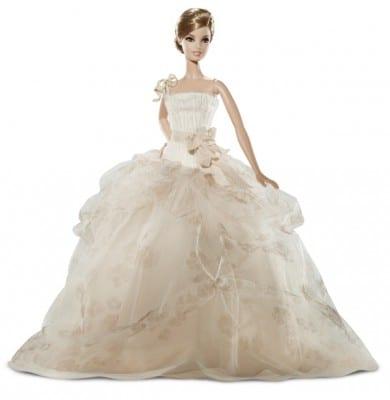 Barbie noiva com vestido Vera Wang Dovima 2011