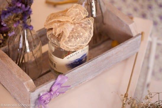 Decoração de casamento retrô: detalhes lilás - da Antique et Romantique