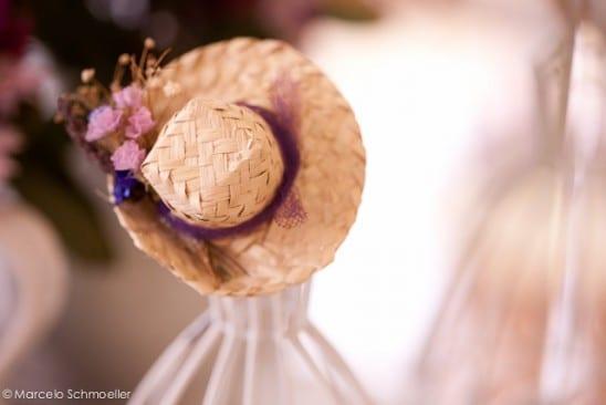 Decoração de casamento retrô: chapéu - da Antique et Romantique