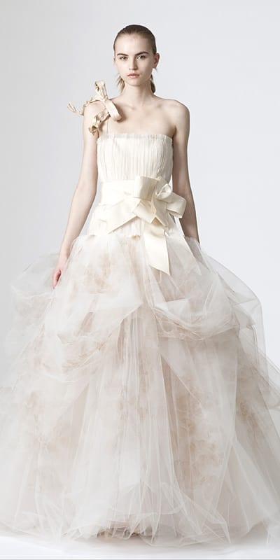 Vestido de noiva modelo Dovima de Vera Wang