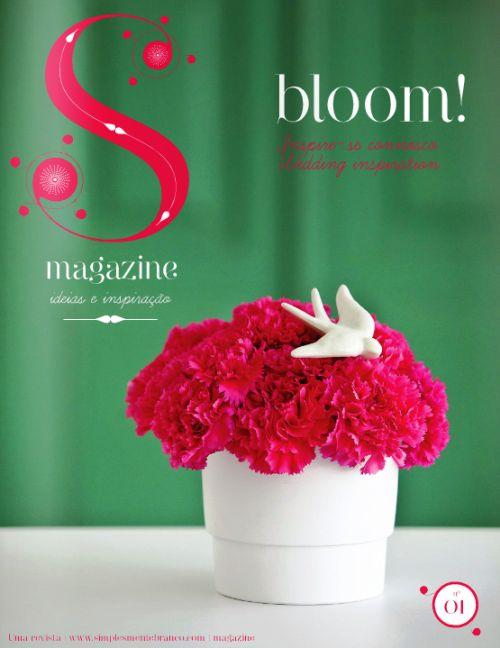 S Magazine: uma charmosa revista virtual de noivas