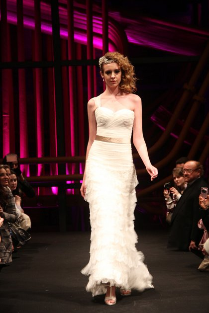 II Bride Style: Vestido de noiva de Paula Zaraguetta.
