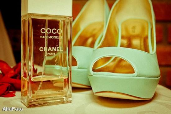 Perfume de noiva: Coco Mademoiselle, Chanel. Foto: Alfa Foto.