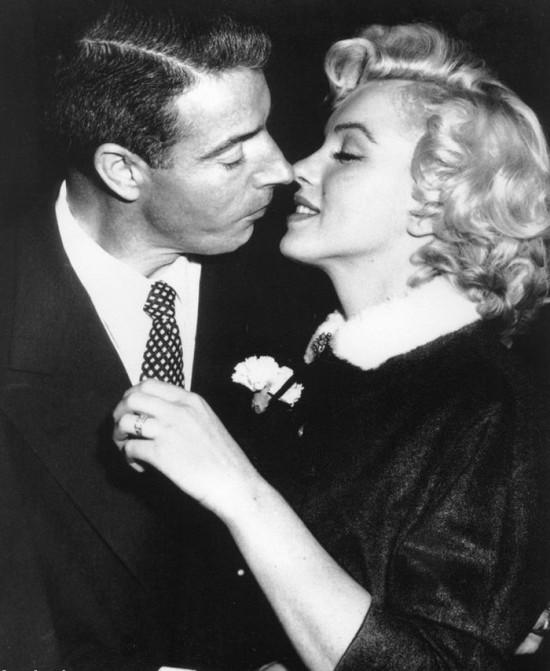 Casamento de Marilyn Monroe com Joe DiMaggio