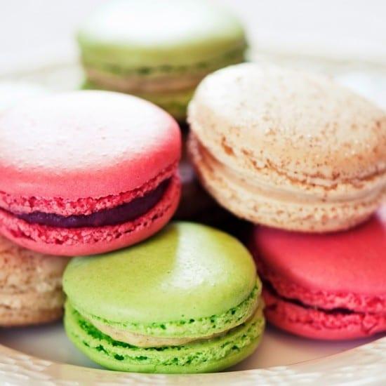 Macarons coloridos. Foto: Inmagine.