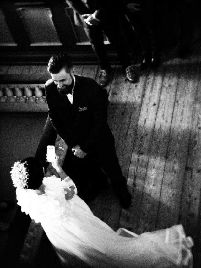 Destination wedding na Europa: casamento de Lalai e Ola em Gotemburgo, na Suécia.