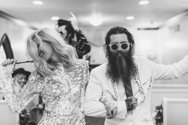 Casamento em Las Vegas. Foto: Janeke Storm.