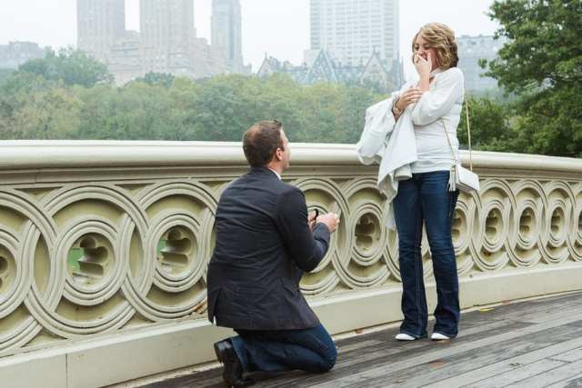 Pedido de casamento romântico. Foto: Vlad Leto.