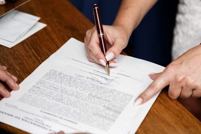 Casamento civil: entenda os regimes de bens. Foto: Nadalin Fotografia.