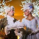 Personagens fantasiados. Casamento ostentação do casal milionário Djalma e Priscila. Foto: Celso Junior e Ueslei Marcelino.