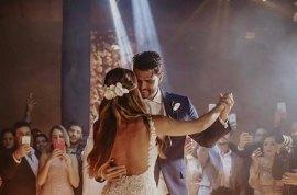 Casamento Nicole Bahls e Marcelo Bimbi. Foto: @tudoproseucasamento