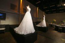 Vestido de noiva. Dreams Day: evento para noivas do espaço de casamento Villa Blue Tree. Foto: Nelson Takeyama