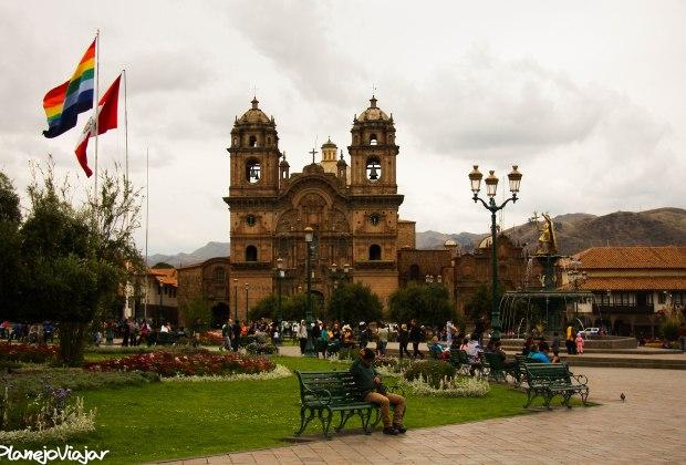 Praça de Armas de Cusco