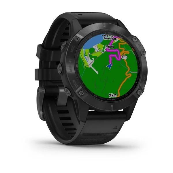 Análisis, review, características y ofertas para comprar del reloj deportivo con GPS Garmin Fenix 6