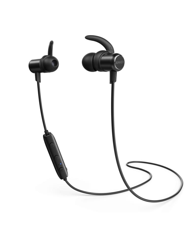 Análisis y características de los auriculares inalámbricos por Bluetooth para correr Anker SoundBuds