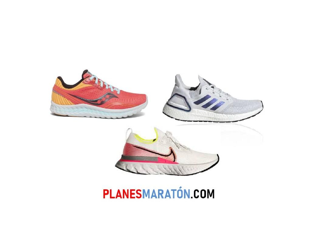Mejores zapatillas de correr del 2020