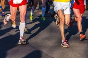 entrenamiento con dieta baja en hidratos de carbono para maratón