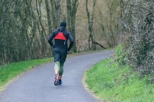 Entrenamiento de rodajes suaves para correr más