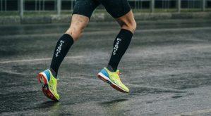 Medias de compresion para running en entrenamiento y carreras