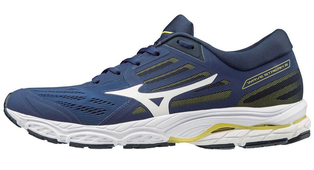 Análisis, review, características y ofertas para comprar la zapatilla de correr Mizuno Wave Stream 2