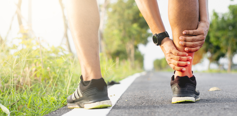lesión de tendinosis del talón de aquiles en runners: causas, tratamientos y ejercicios