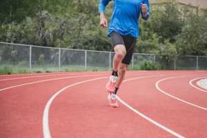 entrenamiento de rectas para runners mejora y corre más rápido