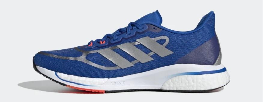 Análisis, review, características y ofertas para comprar la zapatilla de correr Adidas Supernova+