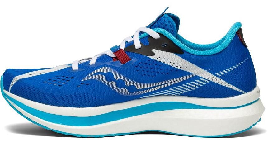 Análisis, review, características y ofertas para comprar la zapatilla de correr Saucony Endorphin 2