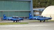 Pilatus PC-21's HB-HWS and HB-HWT Royal Saudi Air Force