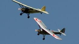 Morane-Saulnier MS.317 F-BGUV and F-BCNL