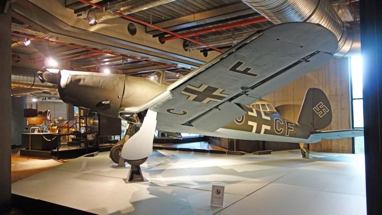 Arado Ar 96 B-1 U-CF Luftwaffe