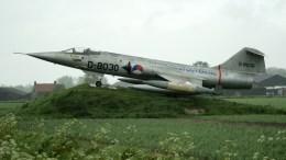 Lockheed F-104G Starfighter D-8030 ex Royal Netherlands Air Force