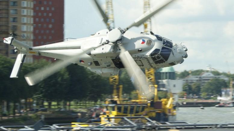 NHI NH-90 NFH N-110 860sq Netherlands - Navy