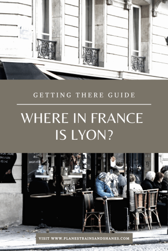 Pin this guide to learn where Lyon is in France.