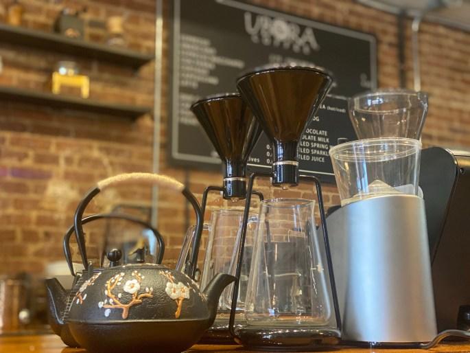 Ubora Coffee Augusta GA the garden city