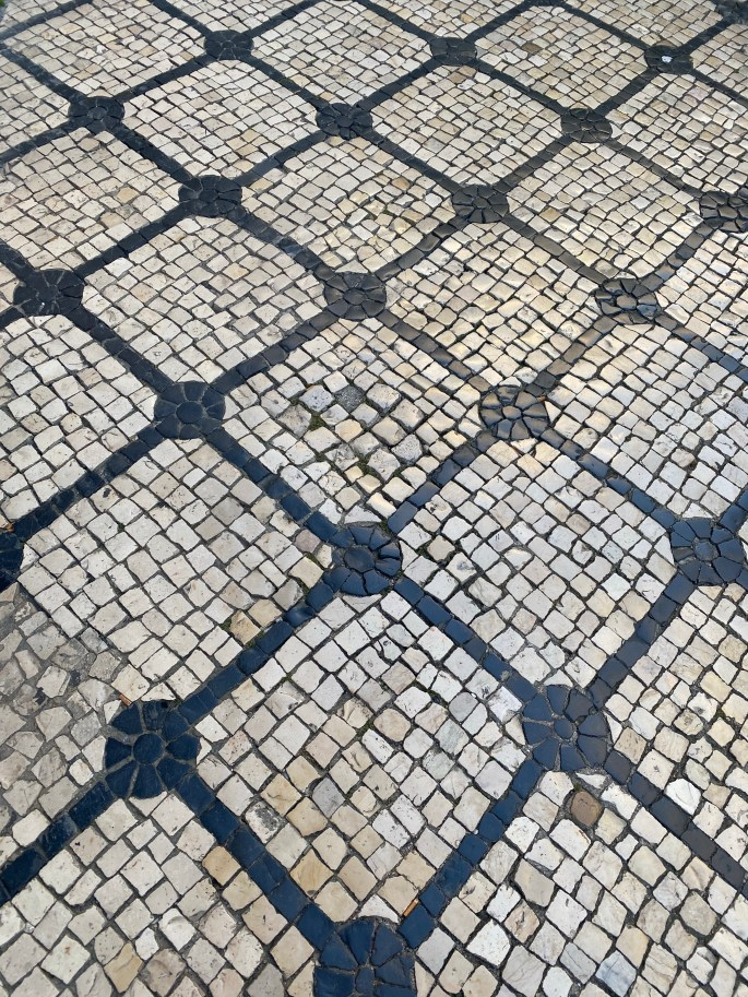 tile in Lisbon, Portugal