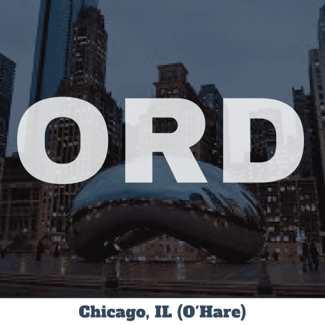 O'Hare Airport Restaurants: Healthy Food Chicago O'Hare Airport (ORD) 2019  Update