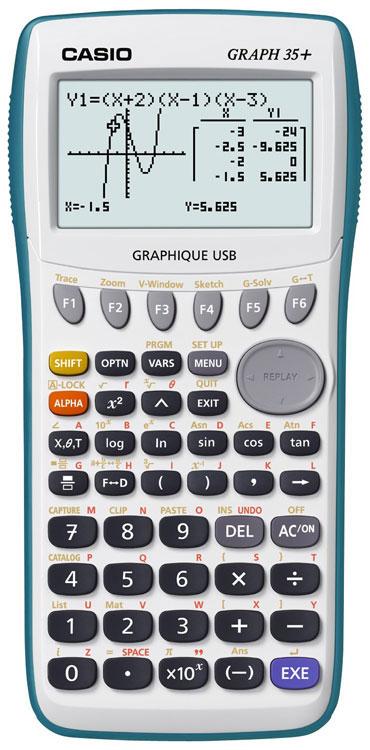 Casio Graph 25 E Prix : casio, graph, Forum, Casio, Attention, Gonflés, Calculatrices, Totoyo, Planète