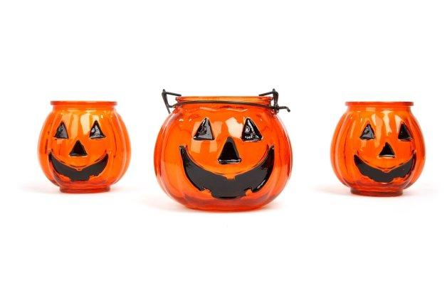 Idée photophores d'halloween 2.